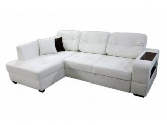 Уютный угловой диван - Мебельная фабрика «Левано»