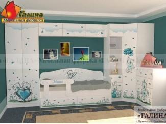 Детская Миша 2 - Мебельная фабрика «Галина»