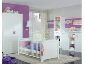 Мебель для детской Флора  - Импортёр мебели «MÖBEL MODERN», г. Москва