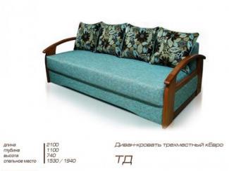 Диван прямой ТД - Мебельная фабрика «Триумф»