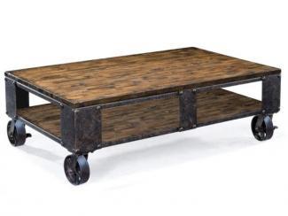 Журнальный стол T1755-43 - Импортёр мебели «Theodore Alexander»