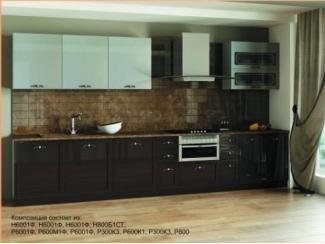 Кухня прямая Винтаж - Мебельная фабрика «SON&C», г. Пенза