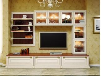 Гостиная стенка 078 - Мебельная фабрика «Mr.Doors»