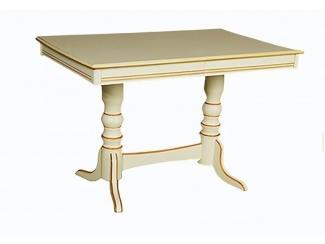 Стол обеденный из массива Рубин 7 - Мебельная фабрика «Салем-Мебель»