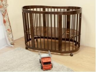 Кровать-качалка Паулина С328 - Мебельная фабрика «Красная звезда»