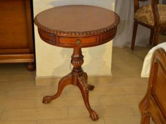 СТОЛ С 2-МЯ ВЫДВИЖНЫМИ ЯЩИКАМИ - Импортёр мебели «Arbolis (Испания)»