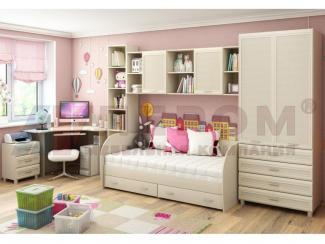 Детская Ксюша - Мебельная фабрика «Лером»