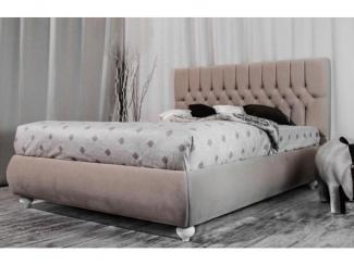 Кровать Верона DELUX на высокой опоре - Мебельная фабрика «SoftWall»