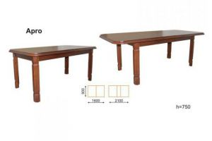 Стол Арго раздвижной - Мебельная фабрика «Вектра-мебель»