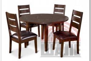 Обеденная группа стол и стул ХАРВИ - Мебельная фабрика «ВМК-Шале»