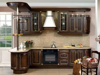 Кухня Карлеоне с патиной - Салон мебели «МебельГрад»