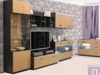 Гостиная стенка «Паула» - Мебельная фабрика «Янтарь»