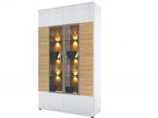 Шкаф-витрина CR12 - Мебельная фабрика «Ангстрем (Хитлайн)»