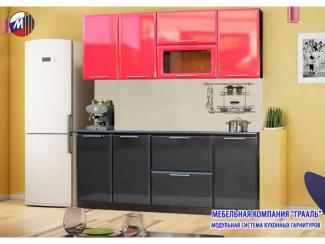 Кухня «ПРЕМЬЕРА» - Мебельная фабрика «Грааль»