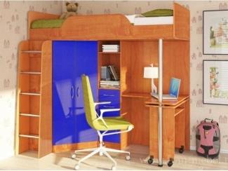 Универсальное решение для небольшой детской комнаты Арт-манго  - Мебельная фабрика «Фран»
