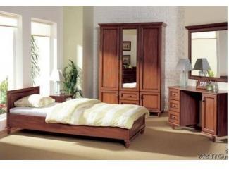 Уютный спальный гарнитур  - Мебельная фабрика «Перспектива»