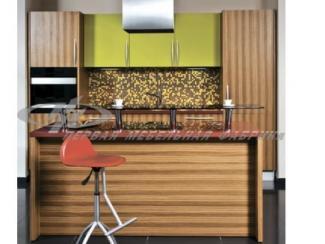 Кухонный гарнитур Этно прямой  - Мебельная фабрика «Первая мебельная фабрика»