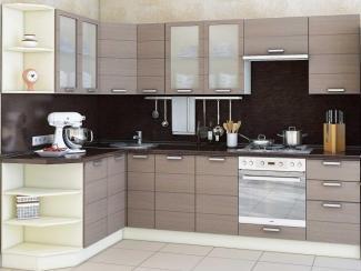 Кухонный гарнитур угловой стандарт  - Мебельная фабрика «Волхова»