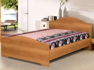 Кровать ЛДСП 3 - Мебельная фабрика «Уютный Дом»