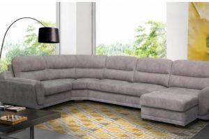 Угловой модульный диван Неаполь
