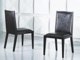 стул из мягкой натуральной кожи и массива дуба - Импортёр мебели «Arredo Carisma (Австралия)»