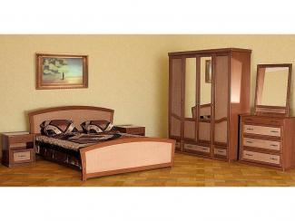 Спальня «Премьера» - Мебельная фабрика «Бакаут»