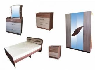 Спальный гарнитур Луиза - Мебельная фабрика «Мебель эконом»