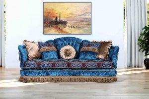 Диван классический Леонардо - Мебельная фабрика «Братьев Баженовых»