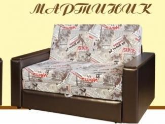 Диван-кровать Мартиник - Мебельная фабрика «Suchkov-mebel»