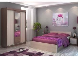 Спальный гарнитур  Соната 7 - Мебельная фабрика «Лига Плюс», г. Волжск