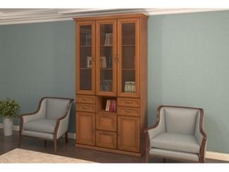 Библиотека MED 025 - Мебельная фабрика «Бора»
