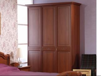 Шкаф с полками и штангой для одежды А-18 - Мебельная фабрика «Прагматика»