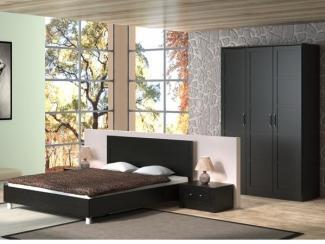 Спальный гарнитур «Токио» - Мебельная фабрика «ТриЯ»