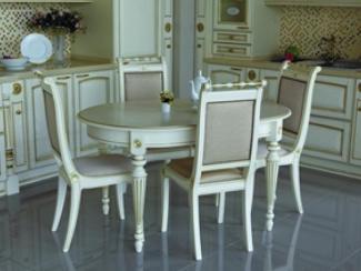 Обеденная группа Сандра - Мебельная фабрика «Кухни Премьер»