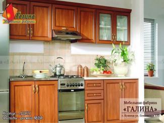 Кухонный гарнитур 24 - Мебельная фабрика «Галина»