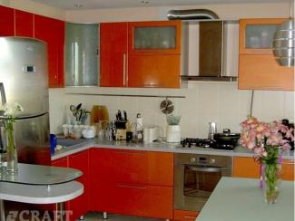 Кухня угловая Аура - Мебельная фабрика «Крафт»