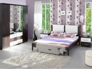 Спальный гарнитур Шерон - Мебельная фабрика «Янтарь»