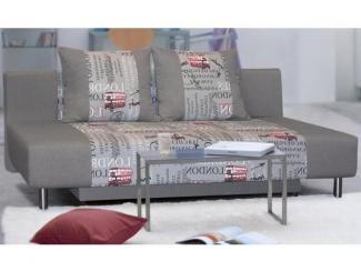 Диван прямой Микс - Мебельная фабрика «Стрэк-тайм»