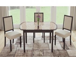 Стол обеденный Сидней СМ-219.01.11 - Мебельная фабрика «ТриЯ»
