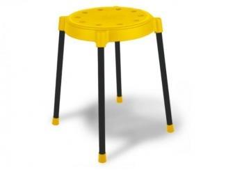 Желтый табурет  - Мебельная фабрика «Sheffilton»
