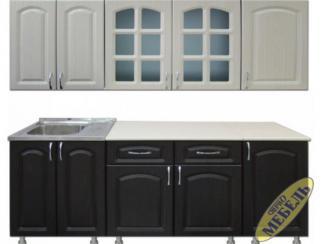 Кухня прямая 28 - Мебельная фабрика «Трио мебель»