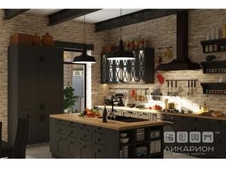 Классическая кухня Валенсия Сен-Дени броше - Мебельная фабрика «Ликарион»