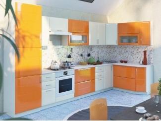 Угловая кухня Лора  - Мебельная фабрика «Ник (Нижегородмебель)»
