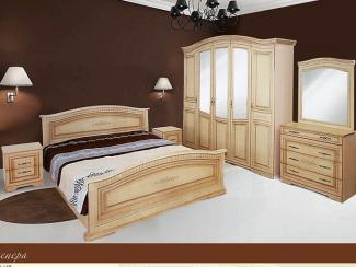 Спальня «Венера» Клён - Мебельная фабрика «Бакаут»