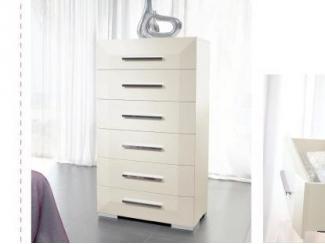 Высокий комод в спальню - Импортёр мебели «Spazio Casa»