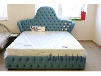 Двуспальная кровать Mistery  - Мебельная фабрика «ChesterStyle», г. Гродно