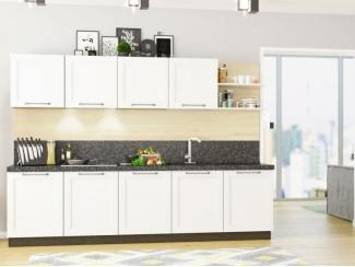 Кухня прямая Максима New - Мебельная фабрика «Дриада»