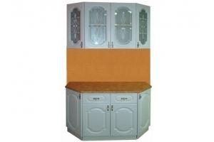 Кухня прямая 5 - Мебельная фабрика «Трио мебель»