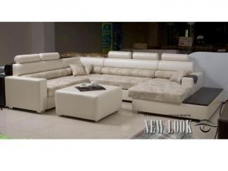 П-образный диван Ницца 7П - Мебельная фабрика «New Look», г. Санкт-Петербург
