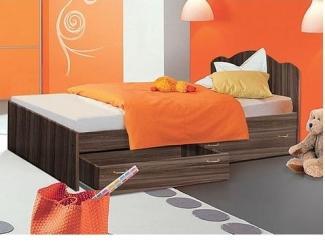 Кровать двухспальная с ящиками - Мебельная фабрика «Мебель Рай»
